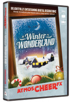 Animated Special Effects Winter Wonderland Christmas Projection TV DVD Decor