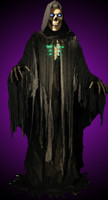 10' Life Size Animated Towering Reaper Halloween Prop Decor