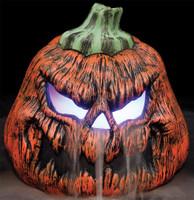 Pumpkin Mister Head Halloween Static Prop Decor