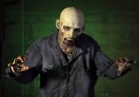 "6' 3"" Tall Life Size Zombie Monster Legend Halloween Prop"
