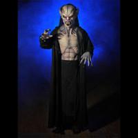 "6' 5"" Tall Life Size Vampire Monster Legend Halloween Prop"