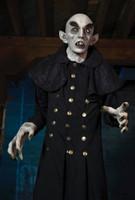 "6' 3"" Tall Life Size Nosferatu Vampire Monster Legend Halloween Prop"