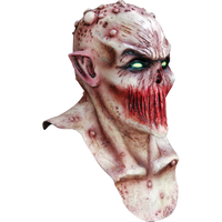 Deadly Silence Killer Zombie Toxic Frankenstein Creature Halloween Costume Mask