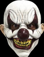 Gothic Freaky Circus Chomp Clown Insane Evil Serial Killer Halloween Costume Mask