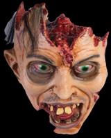 Life Size Severed Gory Gore Open Head Halloween Prop Decor