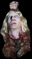 Life Size Helga Beheaded Severed Head Puppet Halloween Prop Illusion