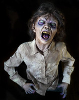Life Size Animated Grave Buster Bonnie Frightronics Groundbreaker Halloween Prop