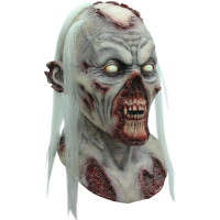 Rotting Death Zombie Corpse Undead Walking Dead Mask Halloween Costume Mask