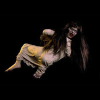 Life Size Possessed Girl Scary Carrie Halloween Prop Distortions Unlimited