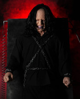 Life Size Animated The Villain Extreme Haunt Thrashes Violently Halloween Prop Decor