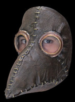 The Plague Doctor Steampunk Halloween Costume Mask