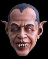 President Barack Obama Barackula Vampire Vampyre Halloween Costume Mask