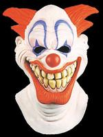 Diabolical Juggalo Insane Clown Halloween Costume Mask