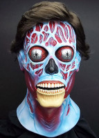 Official Licensed They Live Alien Cult Classic Movie Halloween Costume Mask