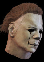 Official Halloween II 2 Blood Tears Michael Myers Universal Studios Costume Mask