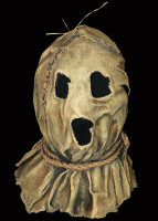 Dark Night of the Scarecrow TV Show Bubba the Scarecrow Halloween Costume Mask