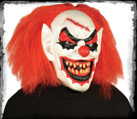 Carver Killer Circus Clown Juggalo Insane Halloween Mask