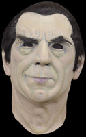 Officially Licensed Bela Lugosi Vampire Count Dracula Halloween Mask Prop