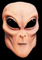 Alien Extraterrestrial Flesh ET UFO Creature Adult Halloween Costume Mask