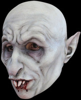 Realistic Adult Nosferatu Classic Vampire Dracula Halloween Costume Mask