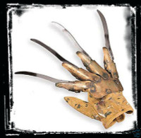 Freddy Krueger Deluxe Glove Nigyhtmare On Elm Street Halloween Costume Accessory