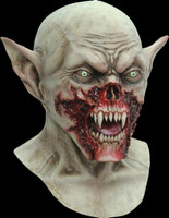 Kurten Nosferatu Vampire Demon Ripped Flesh Halloween Costume Mask