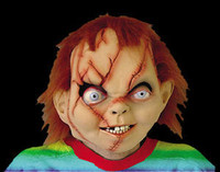 Chucky Movie Seed Of Evil Doll Halloween Mask Costume