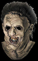 Texas Chainsaw Massacre Leatherface Halloween Mask Prop