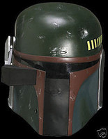 Star Wars Movie Boba Fett Helmet Halloween Mask Prop