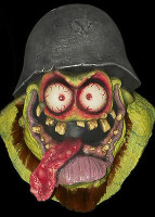 Rat Fink Halloween Mask Big Daddy Roth Halloween Mask Biker Halloween Mask  Surf