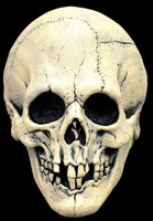 Nightowl Bone Actual Human Skull Dimensions Very Detailed Halloween Costume Mask