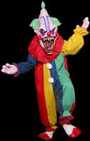 Huge Big Top Juggalo Insane Clown Posse Halloween Costume