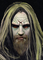 Official Realistic Rob Zombie Halloween Costume Mask
