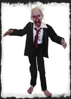 Grave Robbie Zombie Walking Dead Marionette Puppet Halloween Prop Decoration