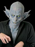 Gothic Nosferatu Demon Vampire Halloween Mask Prop
