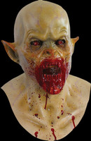 Gory Bloody Ravnos Night Creature Vampire Dracula UnDead Halloween Costume Mask