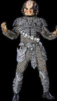 Deluxe Movie Alien Predator Halloween Mask & Costume
