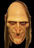Cousin Eerie Uncle Creepy Halloween Costume Mask