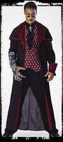 Cain Vampire Vampyre Dracula Tyrant Halloween Costume