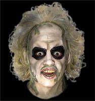 Beetlejuice Movie Overhead Halloween Mask Costume