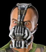 Batman Dark Knight Movie Bane DC Comics Villain Halloween Costume Mask