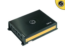 BASS FACE DB4.3 4/3/2 Channel Class D Bridgeable Stereo 12v Micro Power Amplifier 200w Verified RMS Power Output