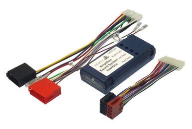 20-270 Audi BOSE ISO Radio Adapter Harness - Hardwire Ignition