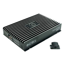 BASSFACE DB1.2s 1Ohm Class D Monoblock Subwoofer 12v Power Amplifier 1610w Verified RMS Power Output