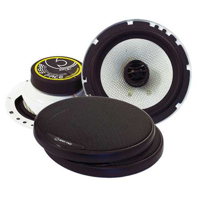 BASS FACE SPL6.1 -  2-Way Coaxial Speaker Set