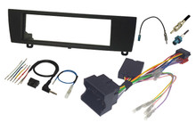 FK-118 BMW 1 Series Single DIN SWC Fitting Kit (2004 to 2010)