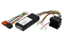 Audi BOSE Premium Quality Quadlock to ISO Adapter Harness with CANbus Wires