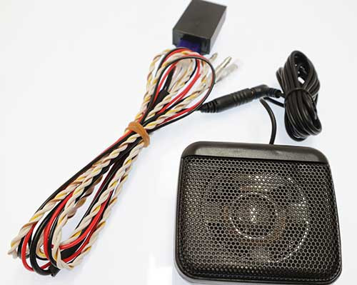 volvo v70, xc70, s60 and xc90 pdc parking sensor retention interface