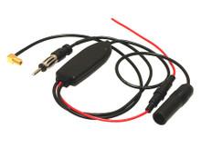 DIN Antenna Splitter to DAB & FM