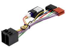 Mercedes Audio 5 Radio Replacement Adapter Cable with CANbus Ignition Interface